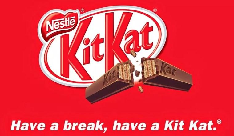 Kit Kat ra đời đầu tiên tại Anh