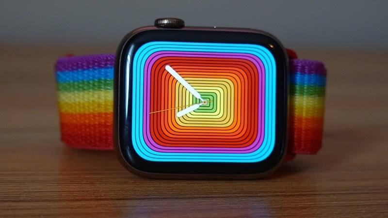 Apple Watch 2020 sẽ dùng màn hình microLED