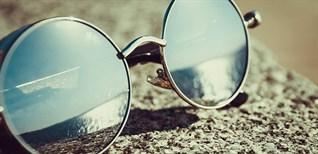 5 cách làm mờ vết xước trên mắt kính hiệu quả nhất