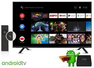 Tổng hợp các phiên bản hệ điều hành Android TV phổ biến hiện nay