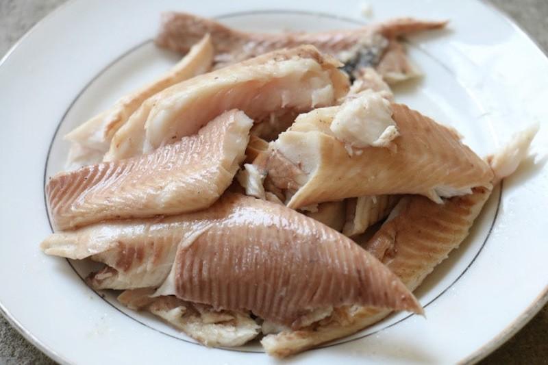 Cách làm chà bông cá tơi xốp, vừa miệng