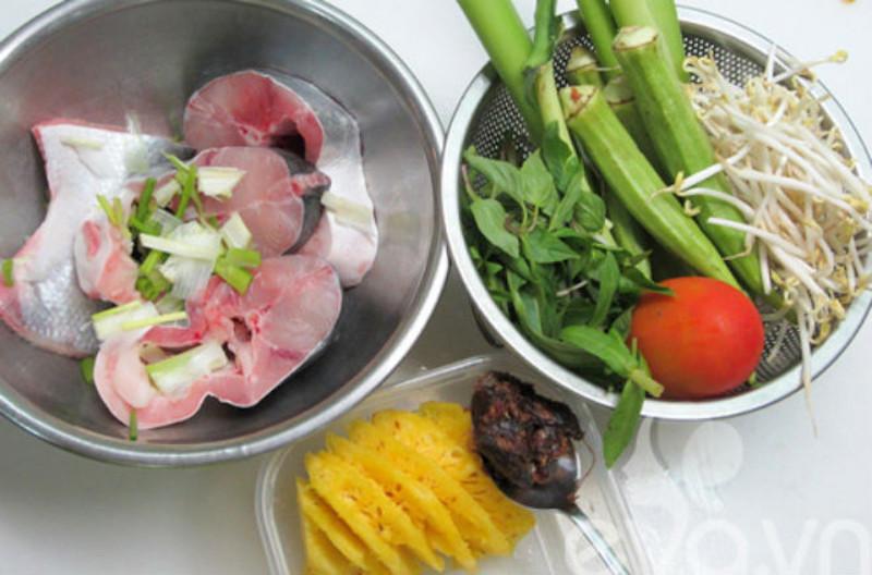 Cách nấu canh chua cá ba sa ngon đúng vị miền Tây