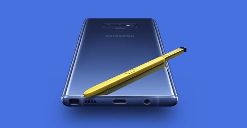Samsung Note 10 Mỹ có còn jack cắm tai nghe 3.5mm không? - 271717
