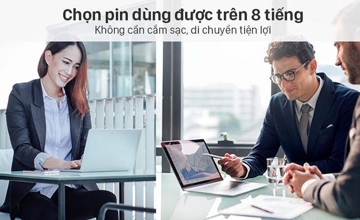 Hướng dẫn chọn pin laptop học tập văn phòng