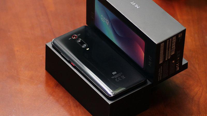 Đánh giá nhanh Xiaomi Mi 9T