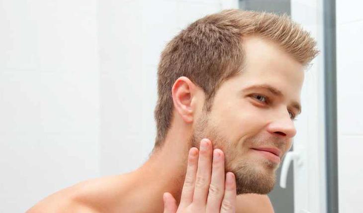 Xác định hướng cạo râu
