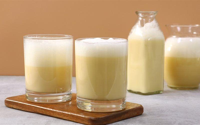 Tăng vài cân trong tháng với cách uống bia và sữa đặc