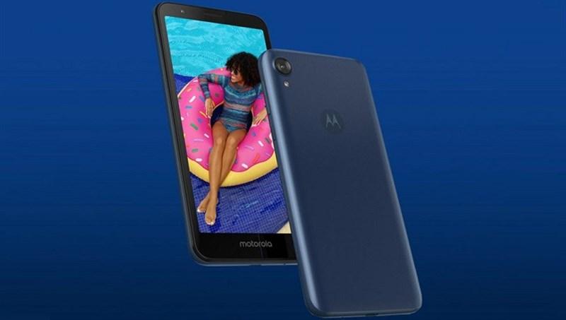 Motorola Moto E6 ra mắt: Màn hình 5.5 inch, chip Snapdragon 435