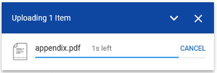 Upload file cực đơn giản và nhanh chóng với uCloude