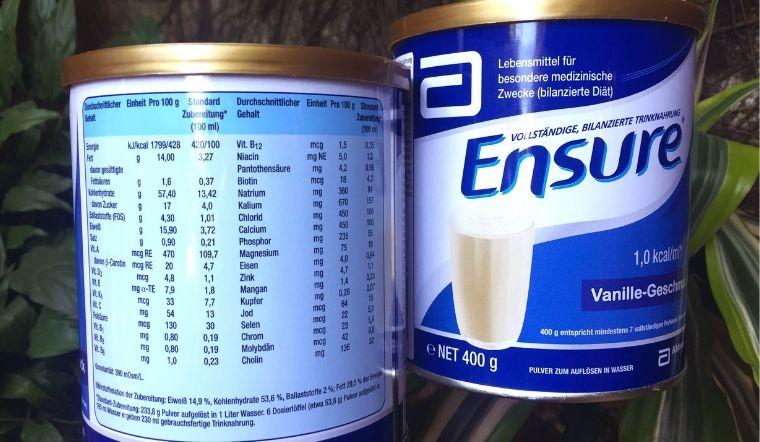 Làm sao phân biệt được sữa Ensure thật và giả?