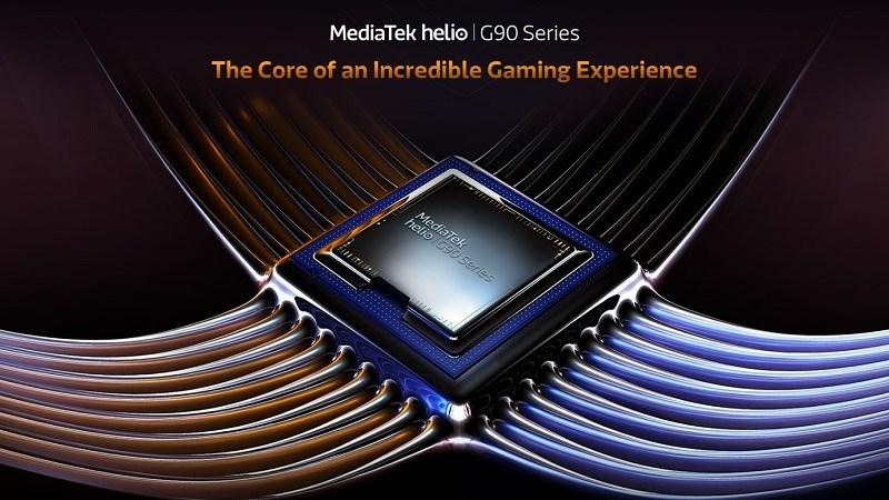 MediaTek ra mắt chip chuyên game Helio G90 và G90T