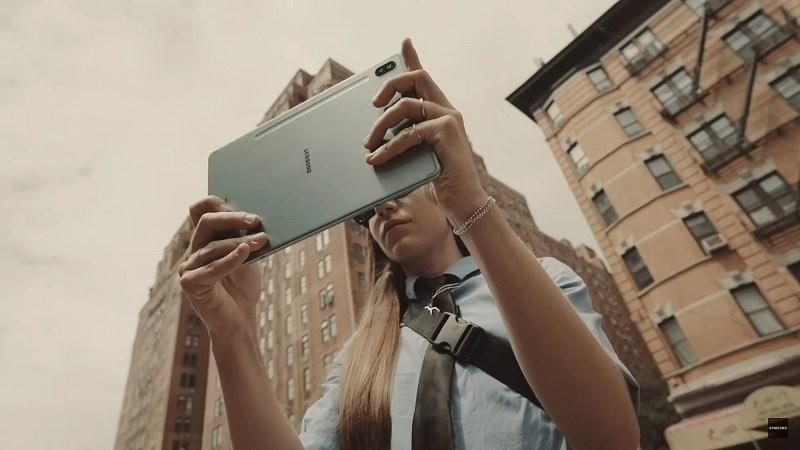Samsung Galaxy Tab S6 ra mắt: Snapdragon 855, vân tay trong màn hình
