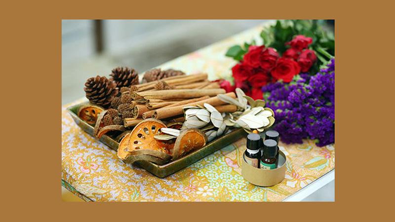 Cách làm túi thơm đơn giản từ hoa khô, giữ hương lâu nhiều tuần