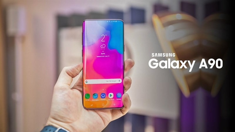 Samsung Galaxy A90 5G đạt chứng nhận Wi-Fi Alliance