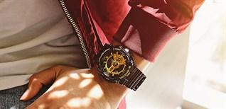 Hướng dẫn cách chỉnh giờ đồng hồ G-Shock GA-110GB đơn giản chi tiết