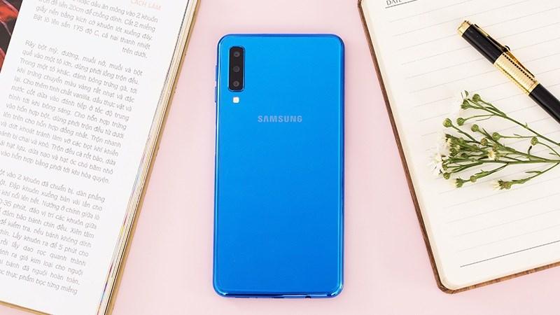 Điện thoại Samsung 3/4 camera hàng cũ giá cực tốt, rẻ hơn 40% so với giá mới