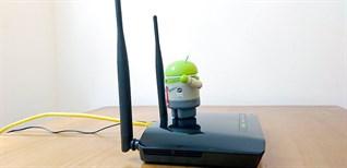 Cách xem mật khẩu wifi đã lưu trên điện thoại Android
