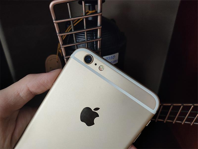 Camera đơn trên iPhone 6s.