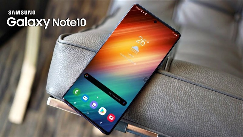 Samsung Galaxy Note 10 Hàn sẽ chạy chip Exynos 9825 cực mạnh - 271652