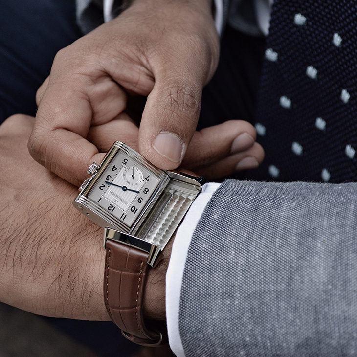 đồng hồ Tool Watch Jaeger LeCoultre Reverso