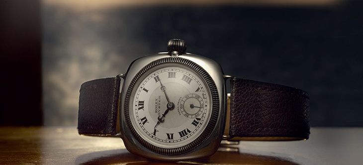 đồng hồ Tool Watch chống nước đầu tiên