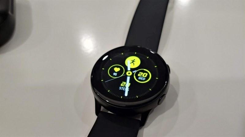 Samsung Galaxy Watch Active 2 lộ ảnh báo chí sắc nét trước ngày ra mắt