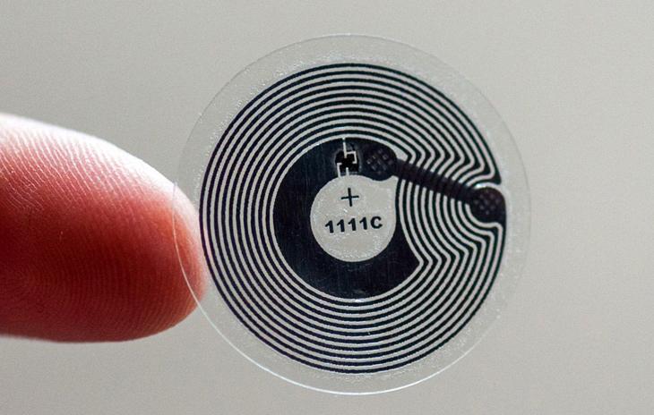 Tấm thẻ NFC