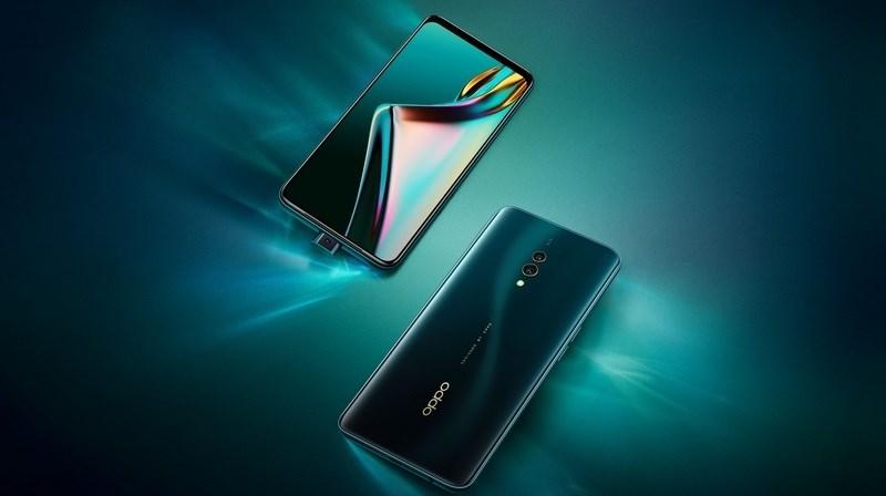 OPPO chính thức giới thiệu smartphone K3 tại Việt Nam: Camera trượt, vượt tốc độ
