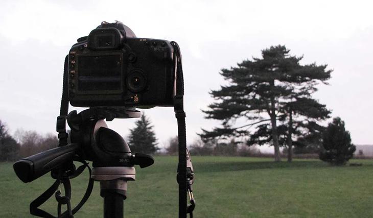 Chụp ảnh HDR trên máy ảnh