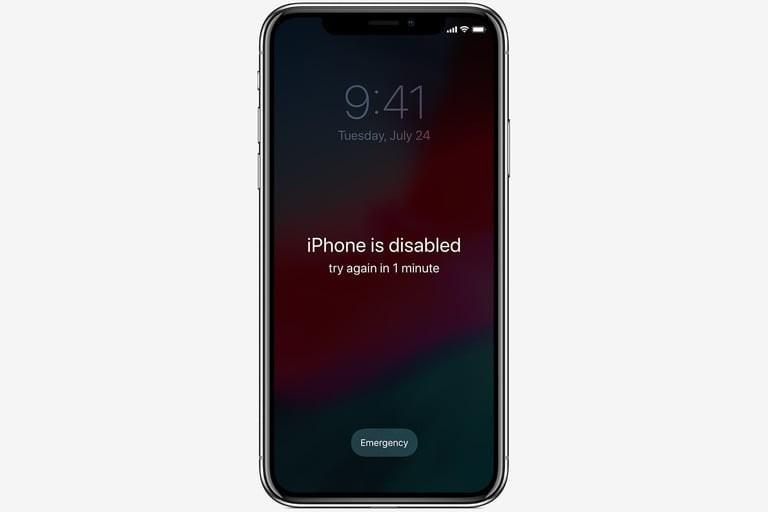 Tại sao IPhone gặp lỗi