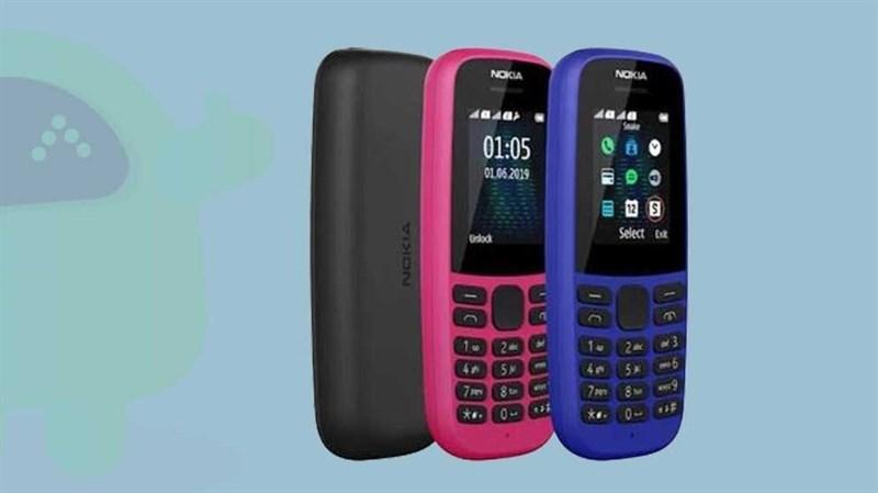 Nokia 105 (2019) bắt đầu lên kệ với giá 450 ngàn đồng