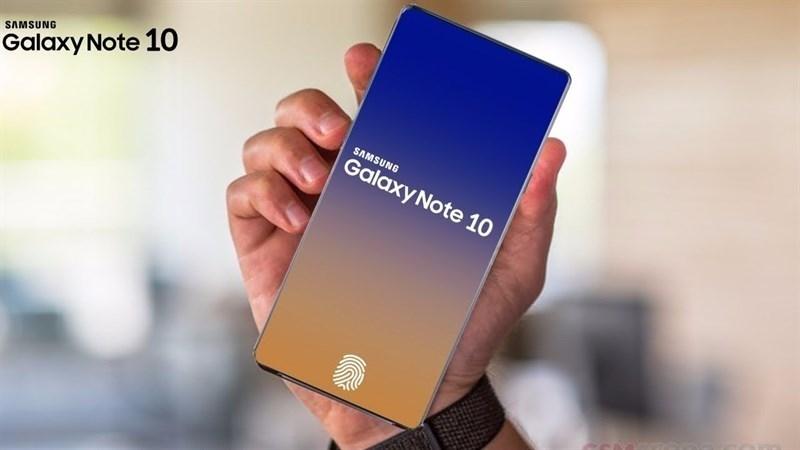 Counterpoint dự đoán doanh số Galaxy Note 10 sẽ ngang bằng với Note 9