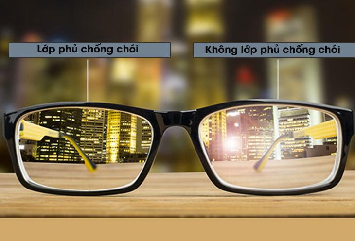 Công nghệ lớp phủ phản chiếu (chống chói)