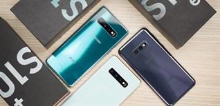 Cách tiết kiệm pin trên điện thoại Samsung Galaxy S10, S10+ và S10e