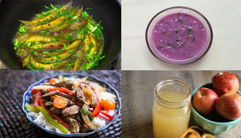 Menu cuối tuần chỉ nhìn là thèm, ăn thoải mái chả sợ tăng cân