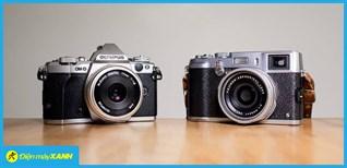 Máy ảnh kỹ thuật số, máy ảnh cơ là gì? So sánh máy ảnh cơ và máy ảnh kỹ thuật số