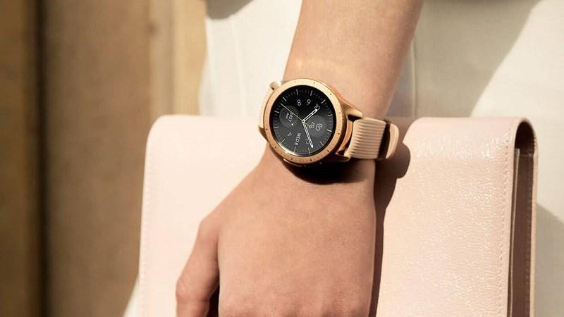 Samsung Galaxy Watch giảm giá cuối tuần