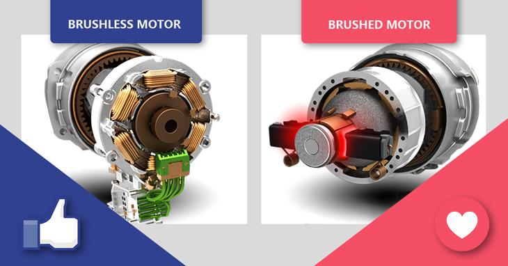 So sánh 2 loại động cơ