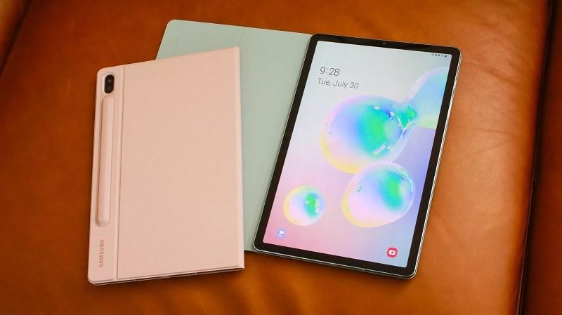 Samsung Galaxy Tab S6 là tablet đầu tiên có màn hình HDR10+