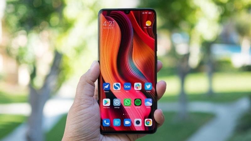 Smartphone Xiaomi giảm giá