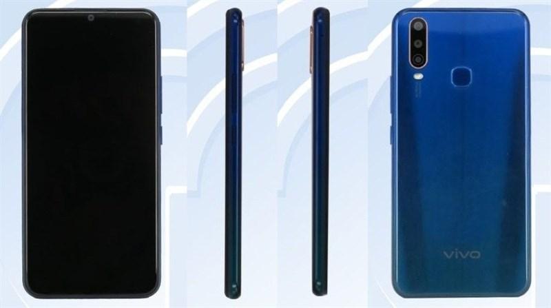 Smartphone Vivo với 3 camera sau, pin gần 5.000 mAh có mặt tại TENAA