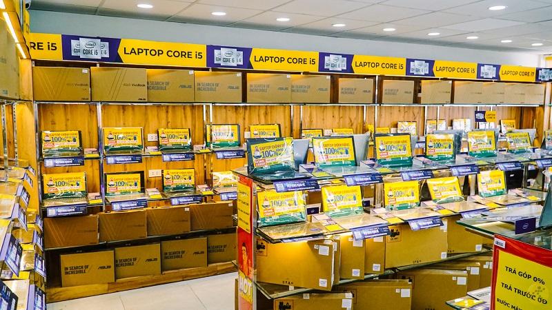 Trung tâm laptop