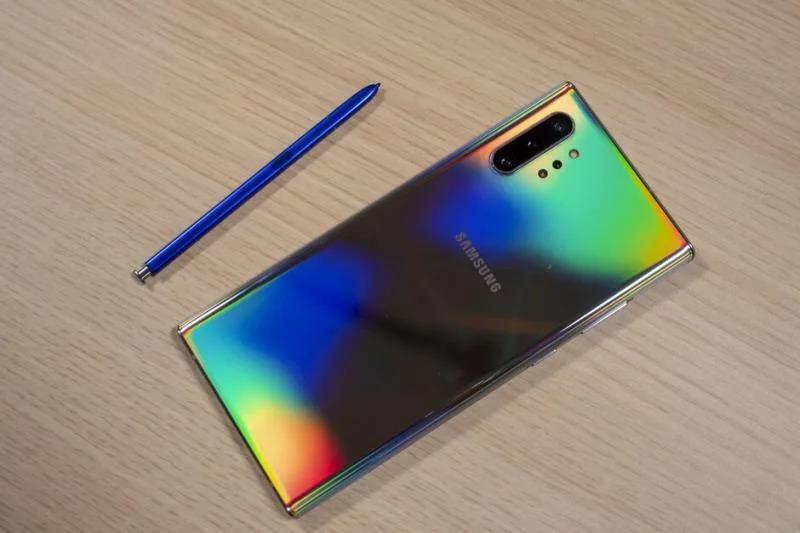 Samsung Galaxy Note 10+ xách tay là điện thoại có camera chụp ảnh tốt nhất - 272508