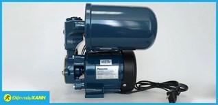 Tiện ích của máy bơm nước tự ngắt, nguyên nhân và cách khắc phục khi bơm không ngắt