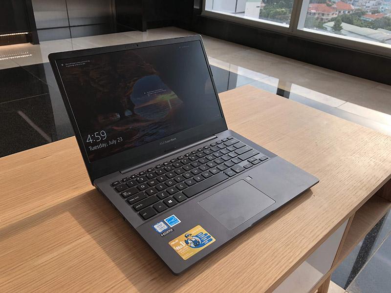 Trên tay laptop ASUS ExpertBook P5 & P3: Thiết kế lịch lãm, thời lượng pin dài 21