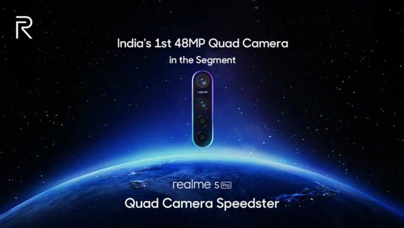 Realme 5 Pro được xác nhận sẽ trang bị cảm biến Sony IMX586 48MP - ảnh 2