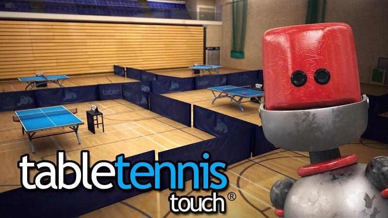 Hình ảnh trong game Table Tennis Touch