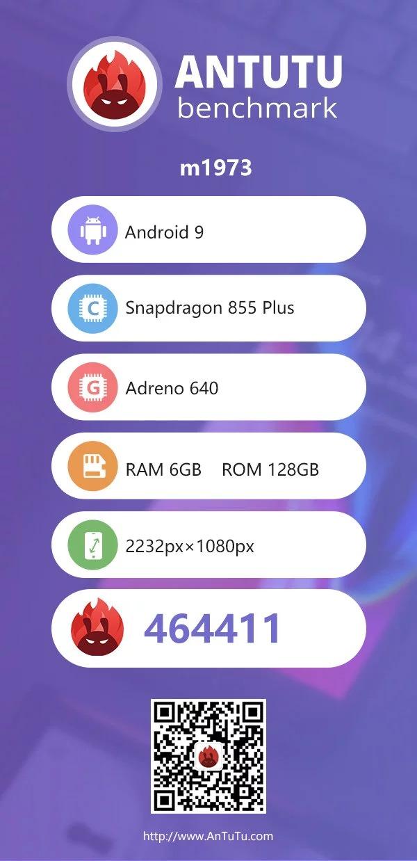 Meizu 16s Pro chip Snapdragon 855+ đạt điểm hiệu năng khủng trên AnTuTu - ảnh 2