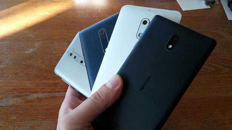 Nokia 3, Nokia 5, Nokia 8 sẽ được cập nhật bảo mật đến năm 2020