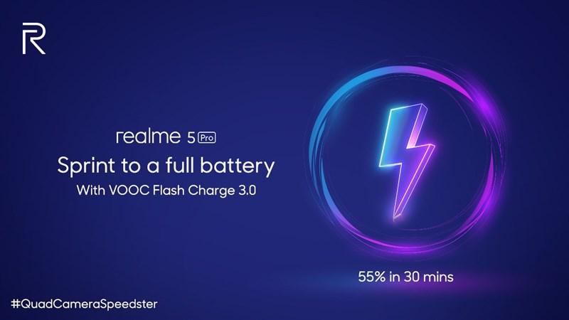 Realme 5 sẽ đi kèm với thỏi pin lên tới 5.000 mAh - ảnh 3